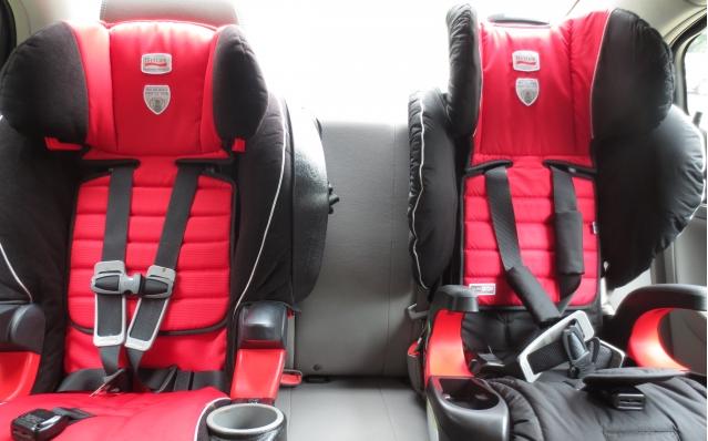 EVENFLO TRIUMPH 65 LX CONVERTIBLE CAR SEAT REVIEW